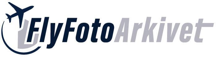 historiske flyfotos